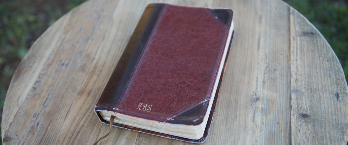 Enter to WIN my Favorite Bible