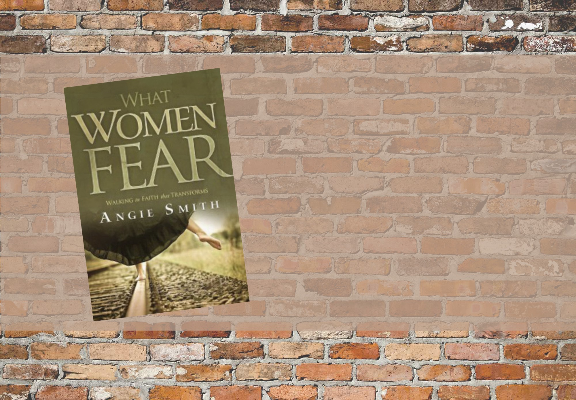 What Women Fear:  Week 6