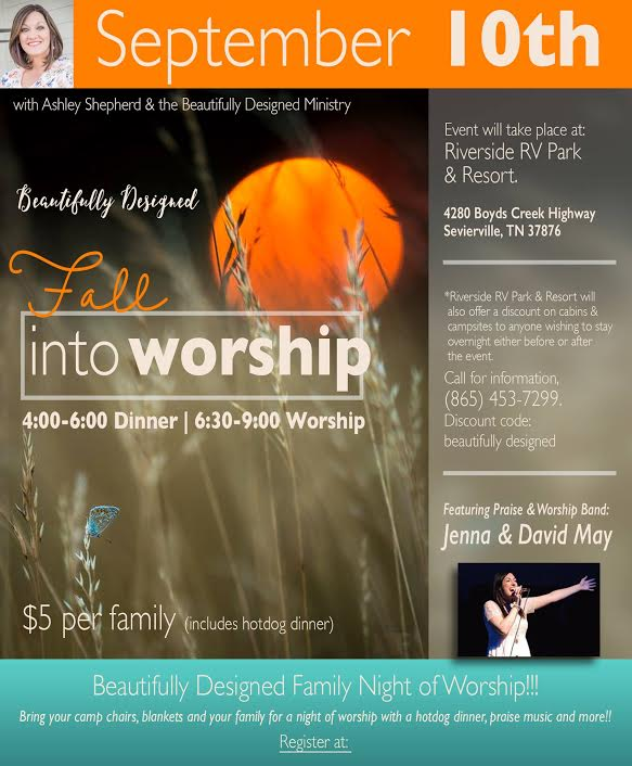 fall into worship