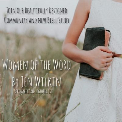 Women of the Word: Chapters 2 & 3