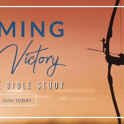 Aiming For Victory Bible Study