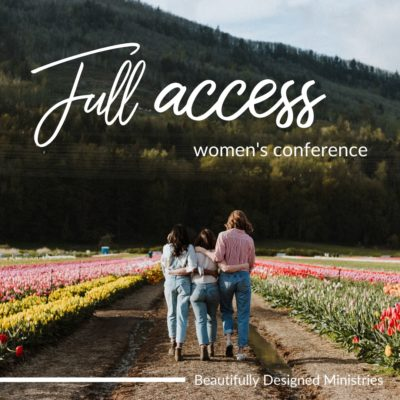 2020 Full Access Women's Conference